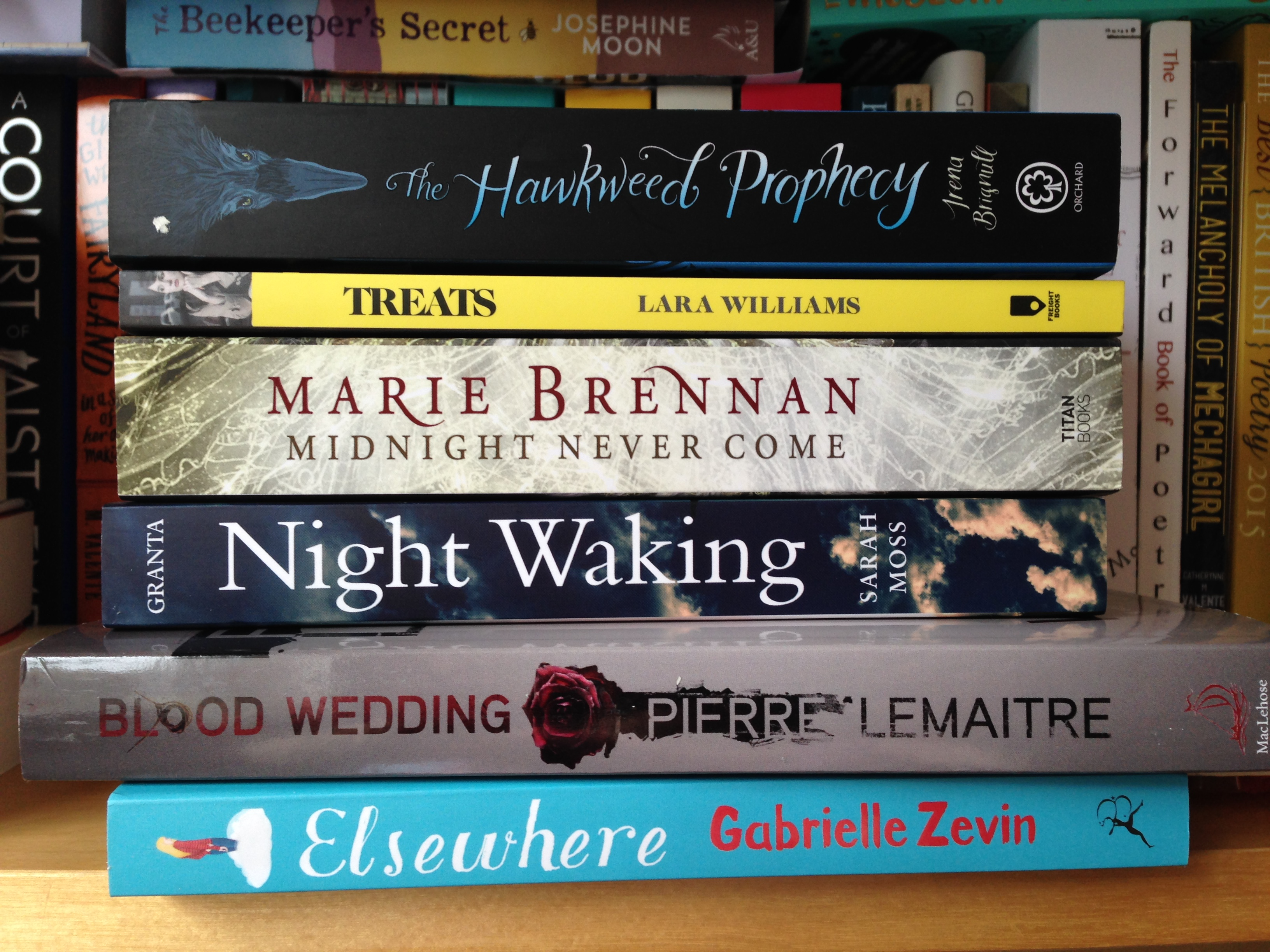 June book haul – Part 1