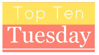 Top Ten Tuesday – recently added to my TBR pile