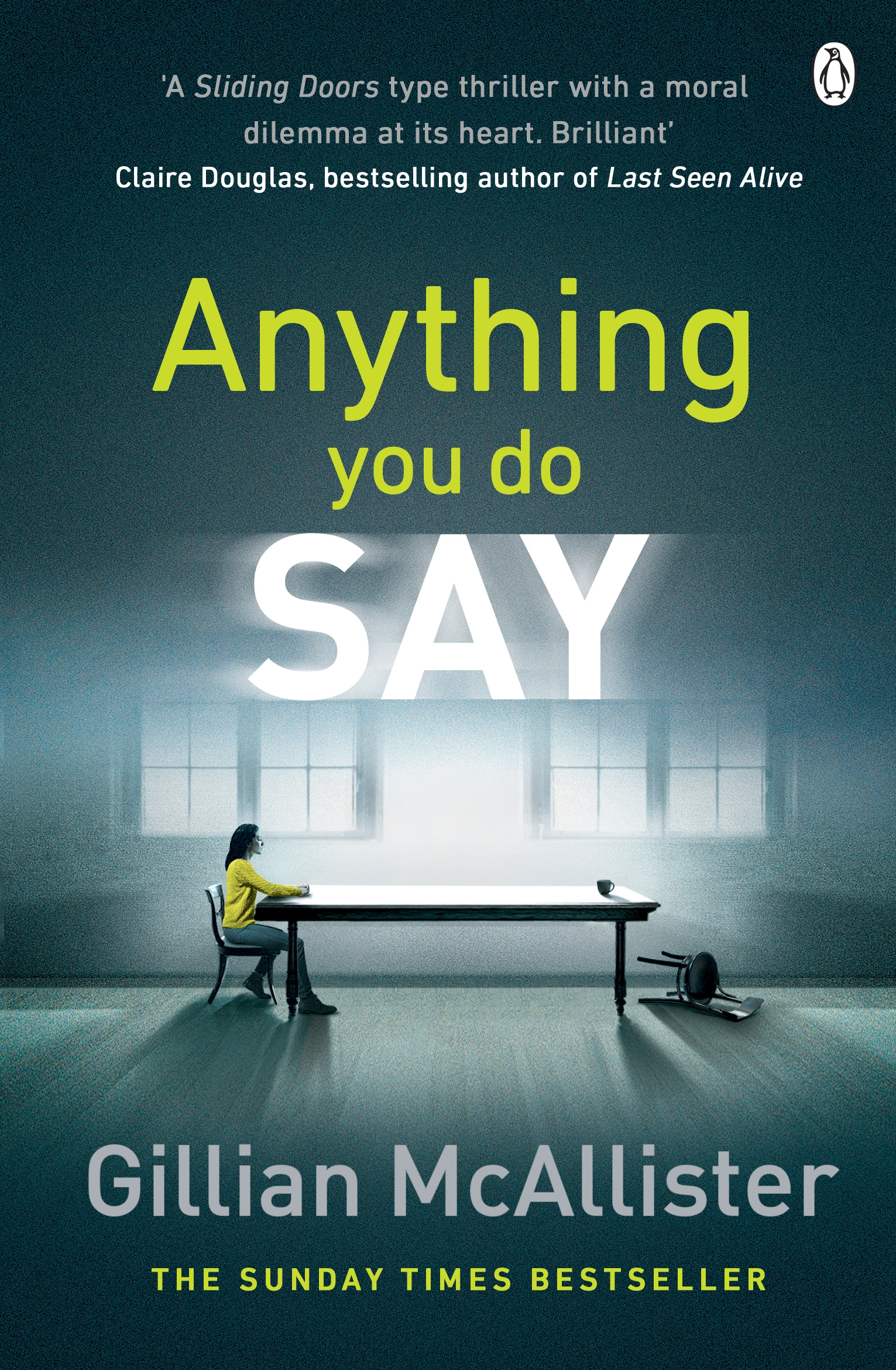 Anything You Do Say eBook blog tour – Day 5