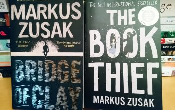 Markus Zusak is a good egg